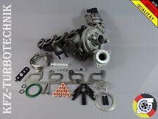 Turbolader VW Audi Seat Skoda Golf 1.6L TDI 775517-5001S 03L253016T +Montagesatz