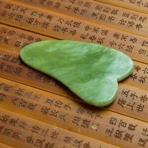 Natural Gua Sha Facial Massage Anti-Aging Quartz Jade Stone Face Slimming Tools
