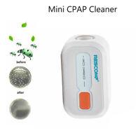 Min CPAP Cleaner Desinfektionsmittel Ozonreinigungs-Desinfektionsgerät für CPAP