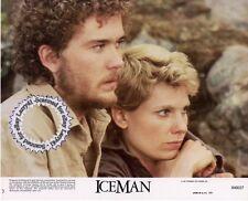 Lot of 6, Timothy Hutton Lindsay Crouse John Lone stills ICEMAN (1984)mini lobby