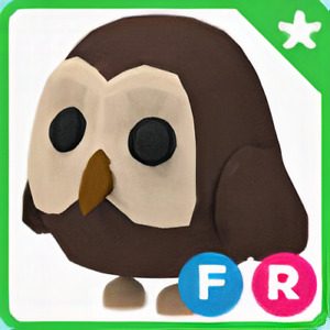 Roblox - Adopt Me - Fly Ride Owl - Legendary