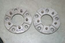 """MR GASKET? WHEEL ADAPTERS 5.5"""" to 4.5"""" Spacer Ford Car to Pickup Pattern Rat Rod"""