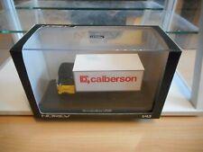 "Norev Mercedes LP 608 ""Calberson"" in Black/white on 1:43 in Box"