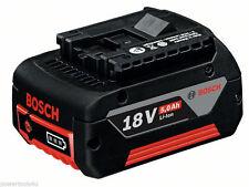 Bosch 18V 50 Ah CoolPack LiIon Batt 1600A002U5 2607337069