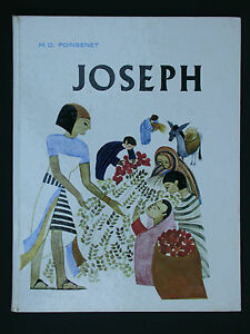 Joseph - Poinsenet La famille de Dieu expliqué aux enfants (jeunesse) 1964 Mame