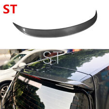 For Volkswagen Golf 7 MK7 R GTI 2014-2018 Roof Spoiler Wing Carbon Fiber O Style