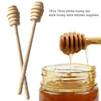 Barre à mélanger au miel Honey Stir Bar du sirop d'érable poignée de brassage