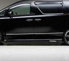 IDFR Toyota Vellfire 20 2008~2014 Chrome panel for side body door