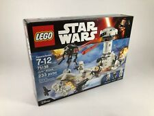 LEGO Star Wars 75138 Hoth Attack - NEW - SEALED - RETIRED