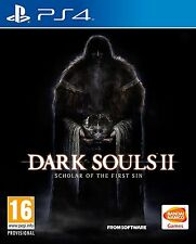 PS4 Dark Souls II: Scholar of the First Sin Brand New Sealed Game