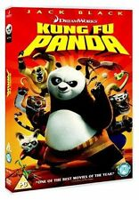 KUNG FU PANDA (BRAND NEW SEALED REGION 2 DVD)