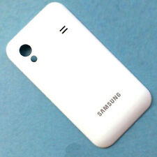 Genuine Samsung Galaxy Ace S5830 battery cover rear fascia housing white