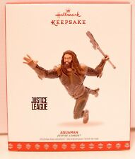 Hallmark Keepsake Ornament 2017 Justice League Aquaman Aqua Man Christmas New