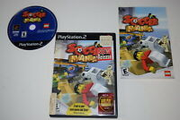 Soccer Mania Playstation 2 PS2 Video Game Complete