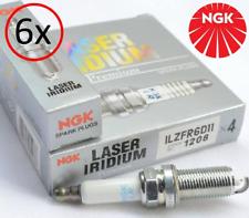 BMW 1 Series E81 E87 130i Spark Plug Set NGK ILZFR6D11 OE 12120032137