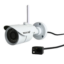 P2P Wireless Wifi IR Cut 720P Megapixels IR Night Vision Outdoor ONVIF IP Camera