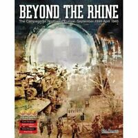 Beyond the Rhine, Wargame, New by Mmp , English Edition