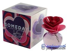 SOMEDAY BY JUSTIN BIEBER 3.4 OZ EDP SPRAY FOR WOMEN NEW IN BOX