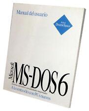 Manual Usuario → Microsoft MS-DOS 6 → 003-025-93 SPN