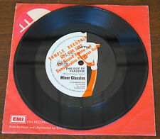 "Minor Classics ‎– Sign Language 1982 Australia - NM 7"" 45 PROMO Chiswick Punk"