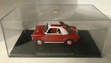 AUTOBIANCHI BIANCHINA TRASFORMABILE(1958)- DIE CAST SCALA 1/24 -  AUTO VINTAGE