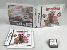 Imagine Babies Nintendo DS Complete PAL