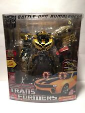 MISB Hasbro Transformers Cost-Co Exclusive Battle Ops Bumblebee w/2 Legends Figs