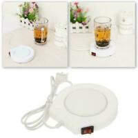 Electric Coffee Mug Warmer Heating Plate Tea Milk Cup Pad Popular Heater G3S2