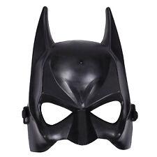 Deluxe Bat Mens / Man / Boys Superhero Comic Book Masquerade Movie Mask.