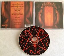 Incantation - The Forsaken Mourning Of Angelic Anguish CD OOP 1997 RELAPSE chasm