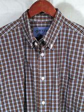 Orvis Plaids & Checks Regular Size L Casual Shirts for Men
