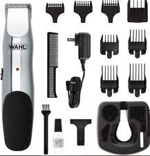 WAHL BEARD & STUBBLE & Moustache Rechargeable Trimmer CORD/CORDLESS model 9918
