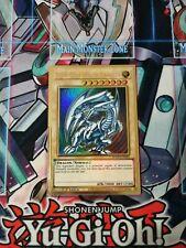 YuGiOh Card MAGO-EN001 Blue-Eyes White Dragon Premium Gold Rare NM 1st Ed  *NEW*