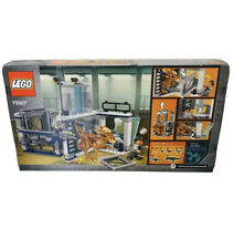 LEGO Jurassic World Stygimoloch Breakout 75927 Park Kit 222 Piece Dinosaur