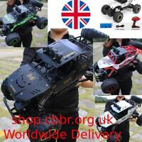 1/16 1/12 Electric Remote Control 4WD RC Monster Truck Buggy Off-Road Toys Gifts