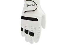 1 x Touch All Weather Mens Right Hand Glove for Left Hand golfers