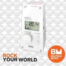 Korg KDM-3 Digital Metronome White Digital KDM3 - New Version of KDM2 - BM