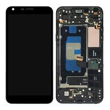 Full LCD Display Touchscreen Glas Digitizer mit Rahmen Werkzeug Für LG Q6 M700