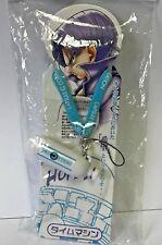 Dragon Ball Trunks Capsule Corporation neck strap Banpresto Ichiban Kuji rare