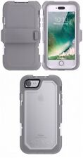 Genuine Griffin iPhone 7 Survivor Summit Protective Cover Case Grey/White