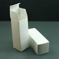 10 - New White Tube Boxes for Large Tubes 811A 250