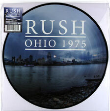 Rush - Ohio 1975 (Limited Picture Disc LP) New