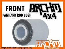 TOYOTA LANDCRUISER 76 78 79 SERIES 6 CYL / V8 ARCHM4X4 FRONT PANHARD ROD BUSHES