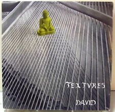 LP - David - Textures - PRIVATE LABEL - FACTORY SEALED