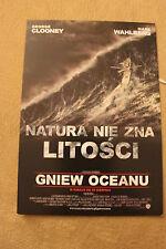 The Perfect Storm (2000) Polish promo FLYER