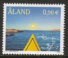 ALAND MNH 2002 SG219 CELEBRITY STAMP