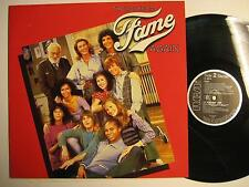 "THE KIDS FROM FAME ""AGAIN"" TV SERIE SOUNDTRACK - LP"