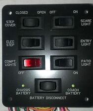 Rv/Camper  Monitor Panel