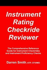 IFR Checkride Reviewer, Instrument Rating, IFR IPC CFII