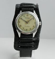 RARE SOVIET SPORTIVNIE ST.STEEL CASE EXPORT WATCH 1MCHZ KIROVSKIE STOP-SECOND F